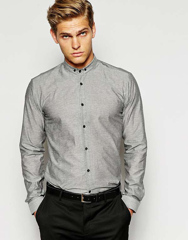 8dc1ba5cb The Lakvold Group – HUGO by Hugo Boss Shirt with Small Button Down ...